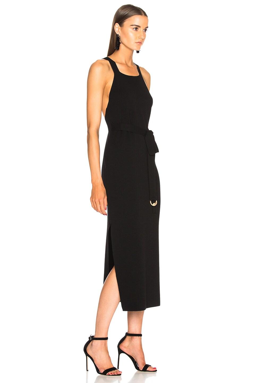 Image 2 of Nanushka Sava Dress in Black