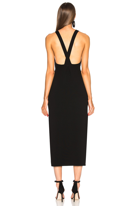 Image 4 of Nanushka Sava Dress in Black