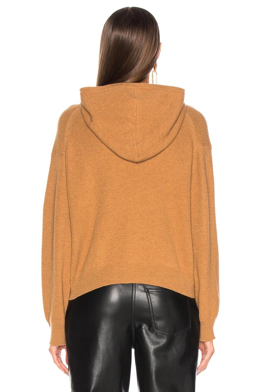 Image 4 of Nanushka Mog Sweatshirt in Caramel