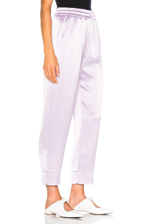 Image 2 of Nanushka Lety Pant in Lilac
