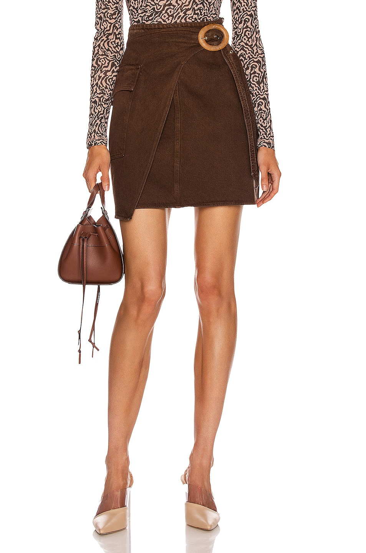Nanushka Skirts Yeva Skirt