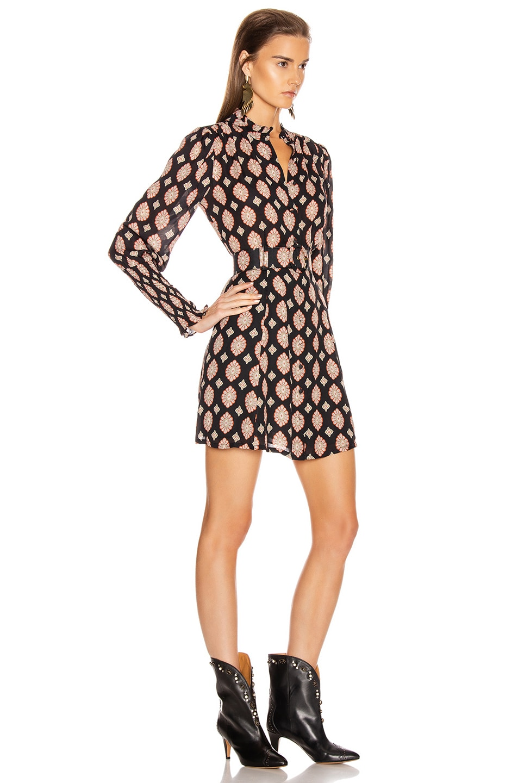 Image 2 of NICHOLAS Agadir Dress in Black