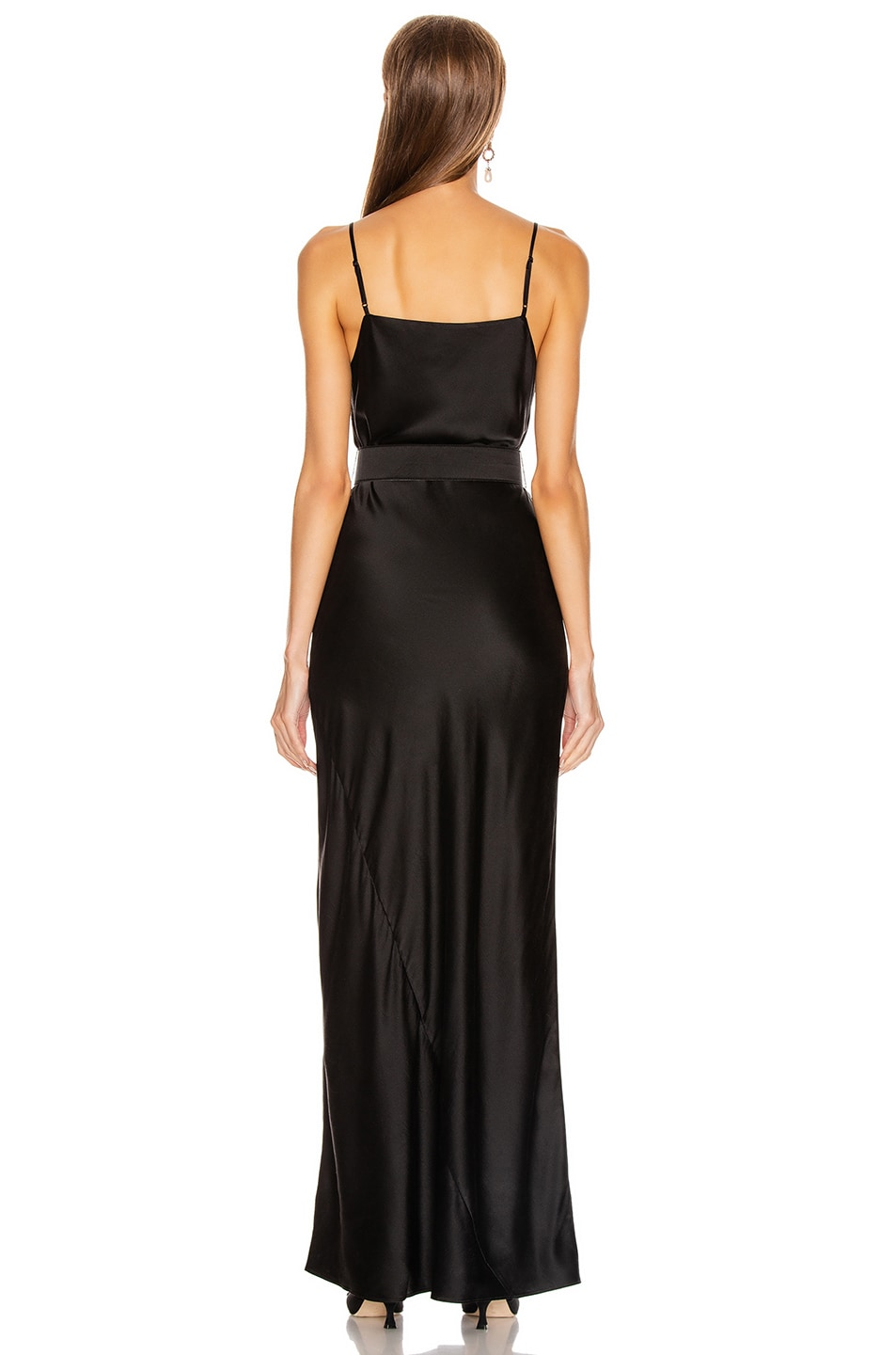 Image 3 of NICHOLAS Simone Dress in Black