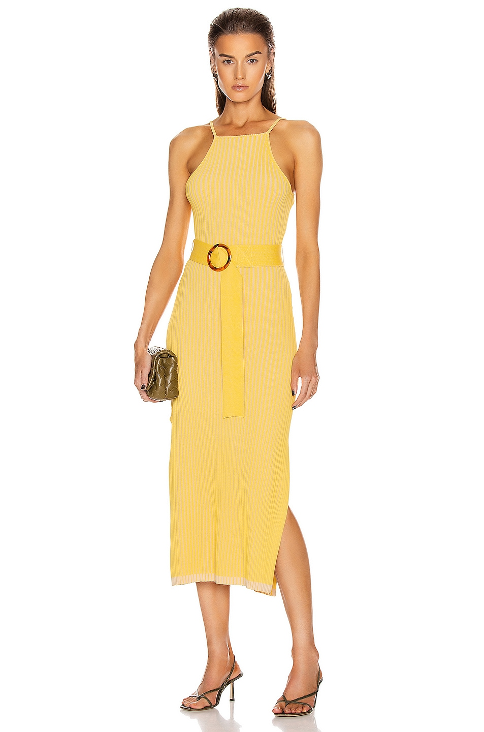 Image 1 of NICHOLAS Lily Dress in Soleil