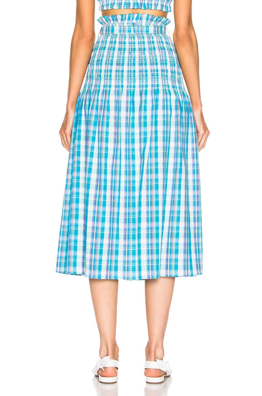 Nicholas Skirts Smocked Skirt