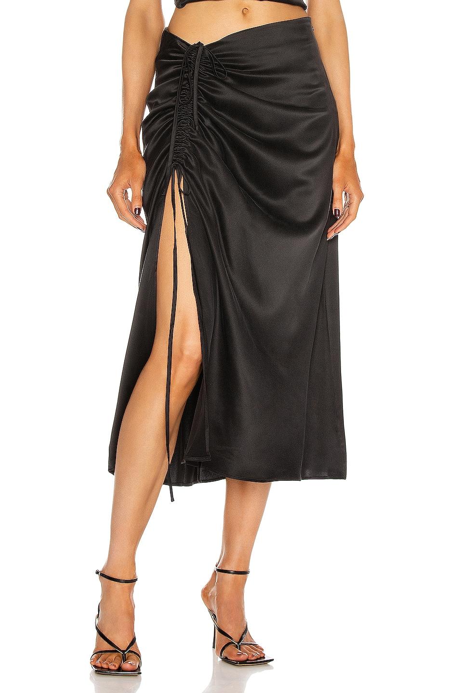 Image 1 of NICHOLAS Lia Skirt in Black