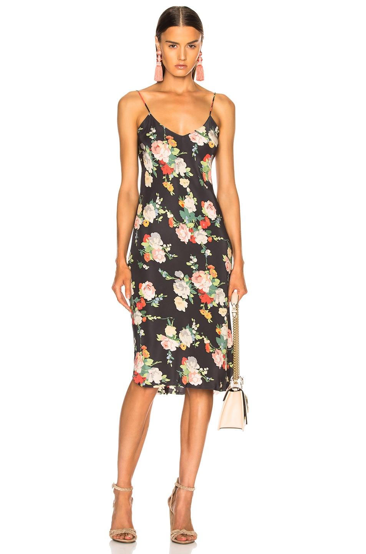 afeabb5915b0 Image 1 of NILI LOTAN Short Cami Dress in Floral Print