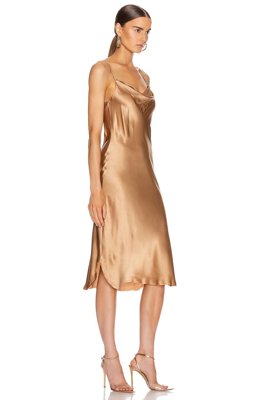 Image 2 of NILI LOTAN Junie Dress in Ginger