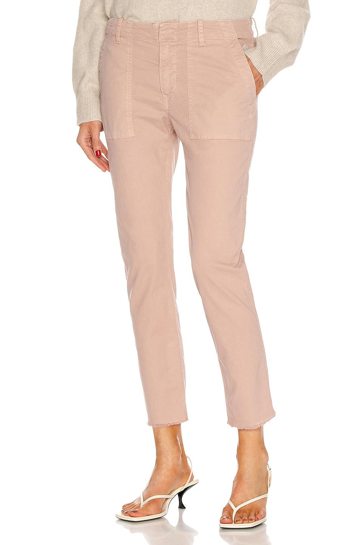 Image 1 of NILI LOTAN Jenna Pant in Dusty Pink