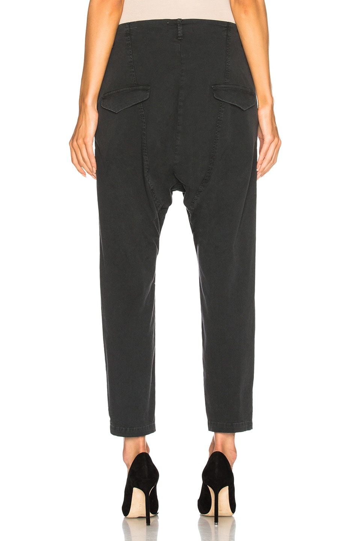 Image 3 of NILI LOTAN Paris Pant in Washed Black