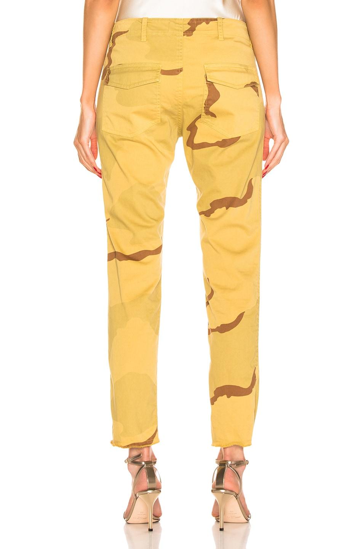 Image 3 of NILI LOTAN Jenna Pant in Golden Camouflage