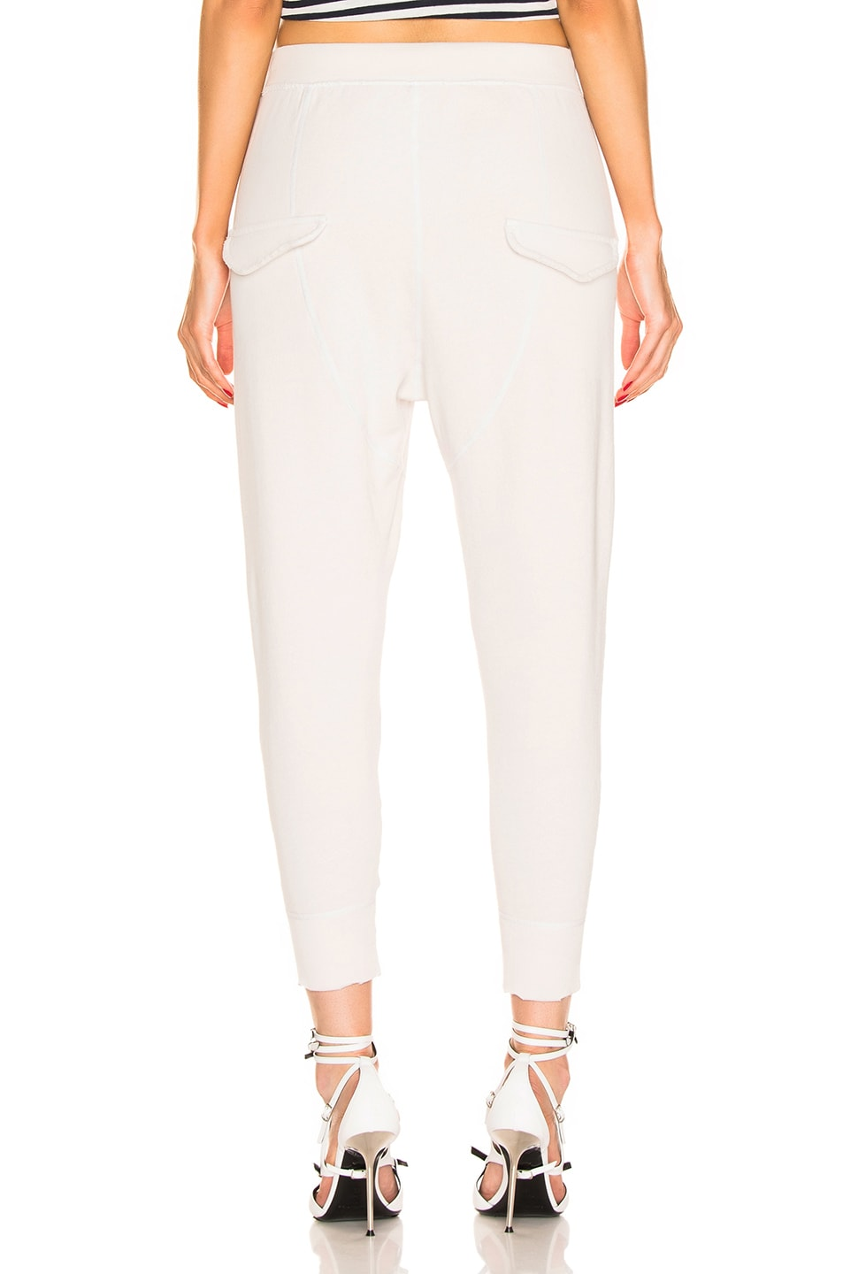 Image 3 of NILI LOTAN Nolan Pant in Chalk