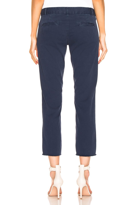 Image 3 of NILI LOTAN East Hampton Pant in Vintage Blue