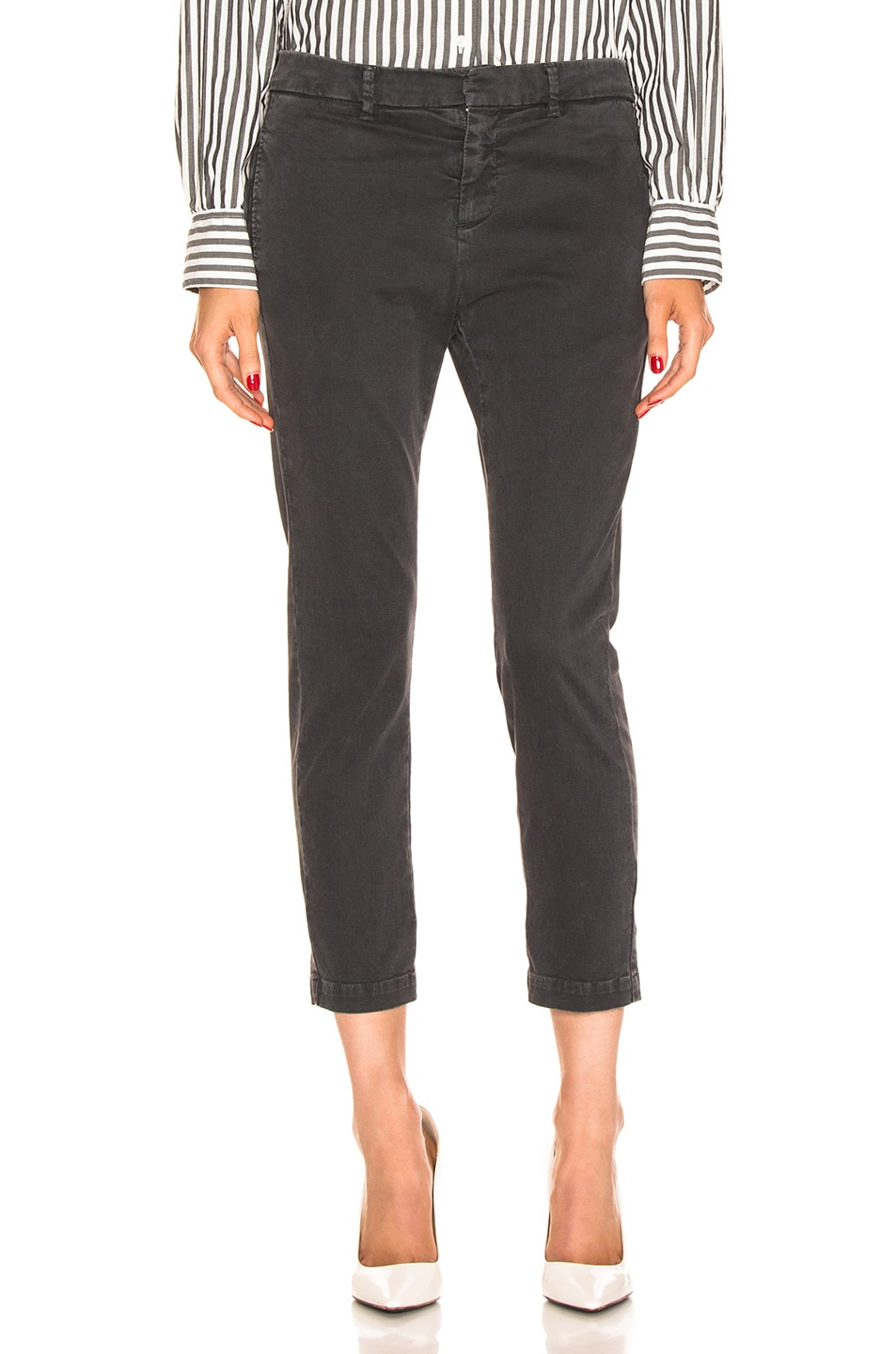 Image 1 of NILI LOTAN Tel Aviv Pant in Carbon