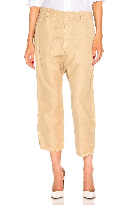 Image 1 of NILI LOTAN Luna Pant in Desert Sand