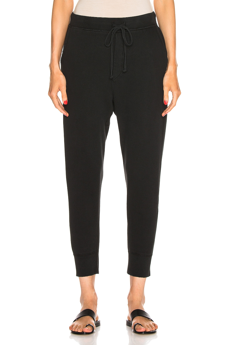 Image 1 of NILI LOTAN Nolan Pant in Washed Black