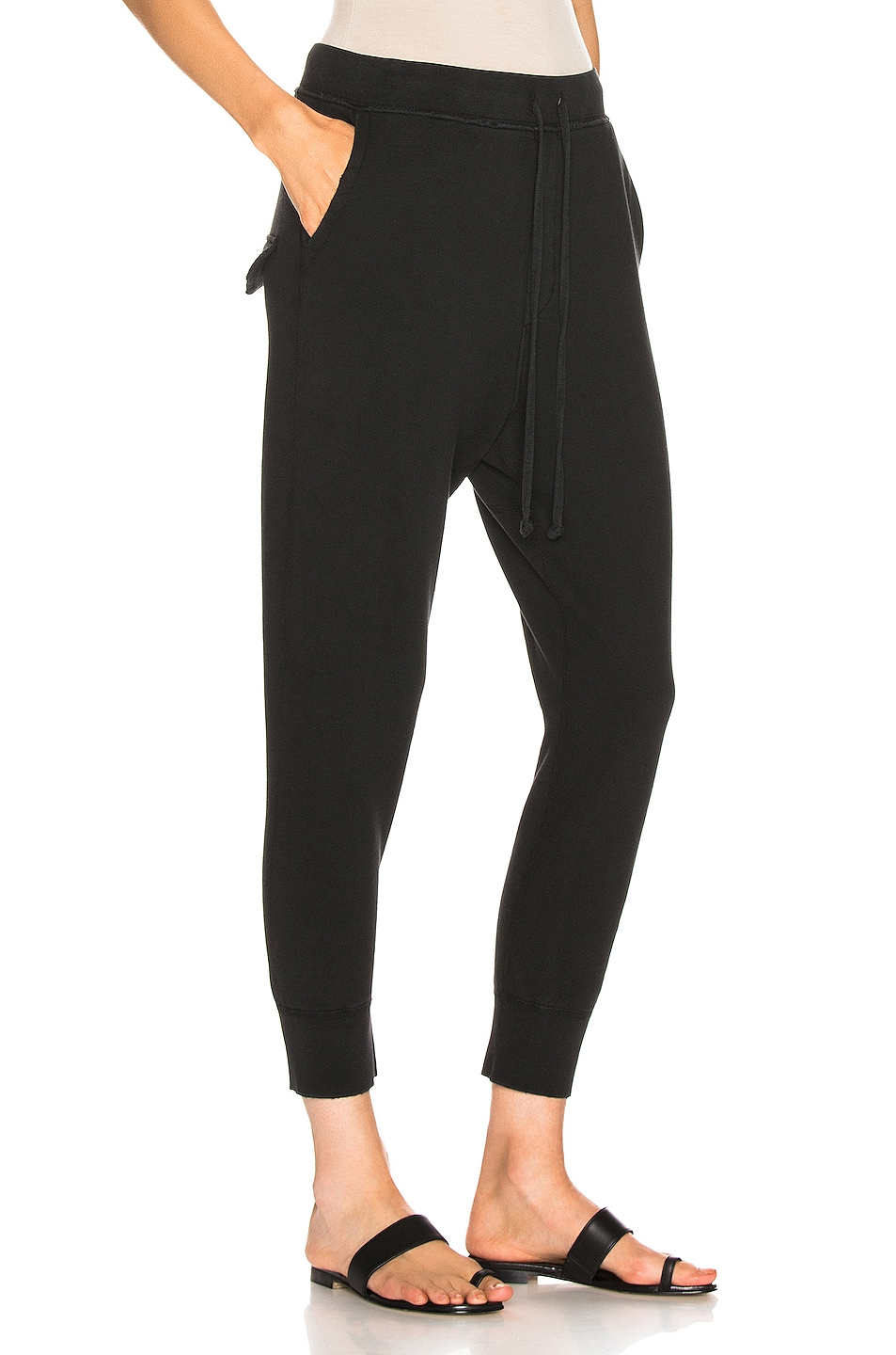 Image 2 of NILI LOTAN Nolan Pant in Washed Black