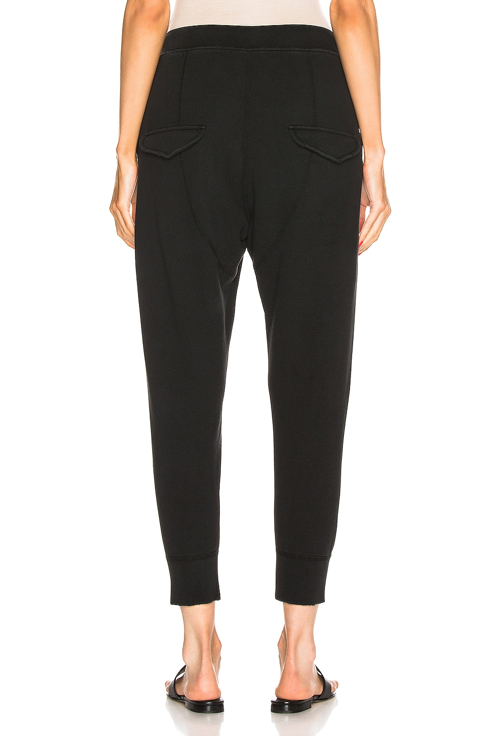 Image 3 of NILI LOTAN Nolan Pant in Washed Black