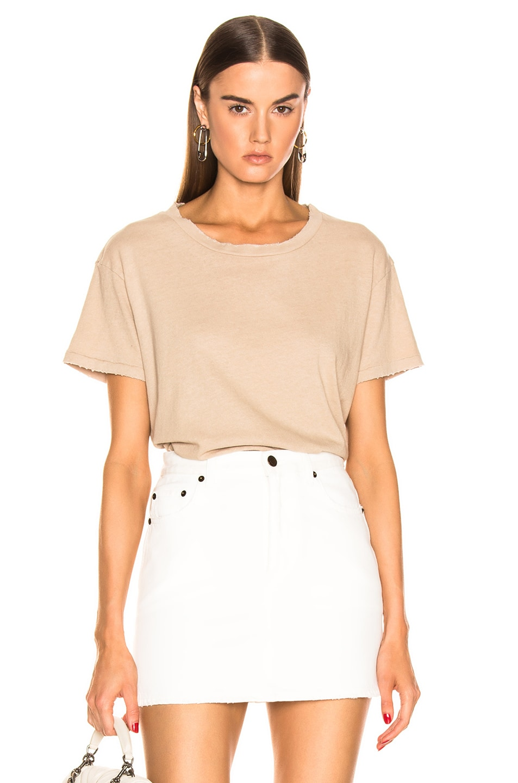 Image 1 of NILI LOTAN Brady T Shirt in Khaki