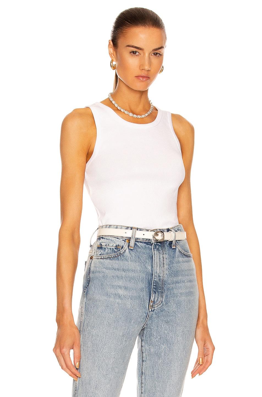 Image 1 of NILI LOTAN Coana Top in White
