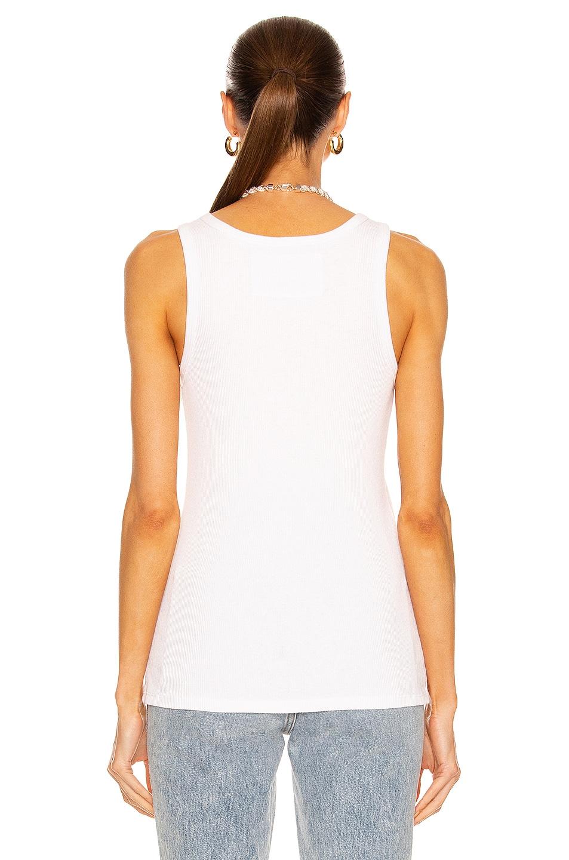 Image 3 of NILI LOTAN Coana Top in White