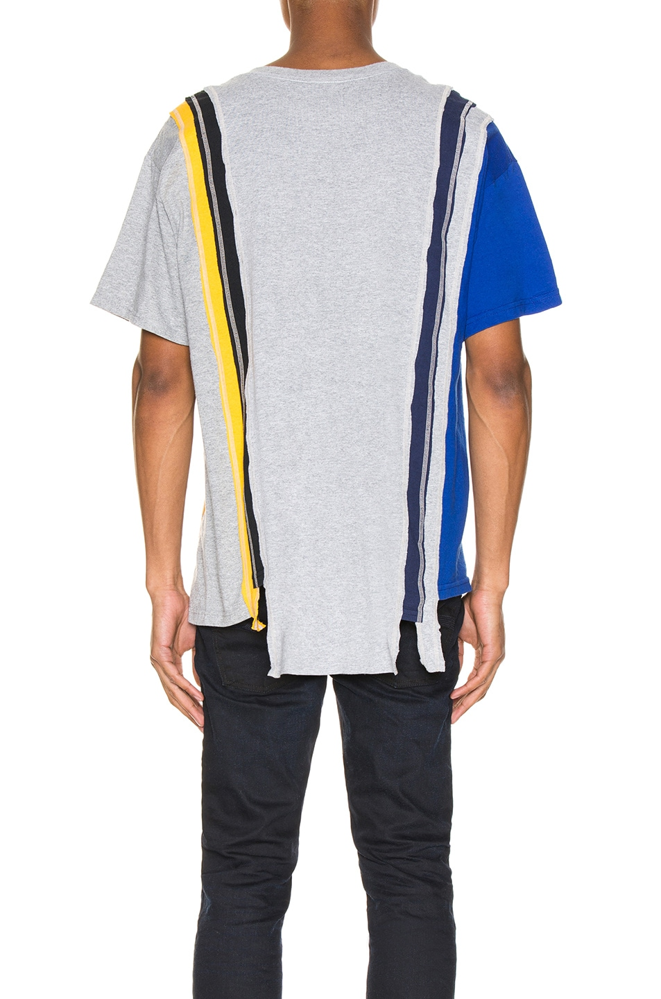 Image 4 of Needles 7 Cuts Wide College S/S Tee in Assorted
