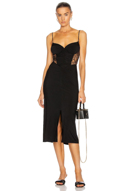 Image 1 of Noam Fabian Dress in Black