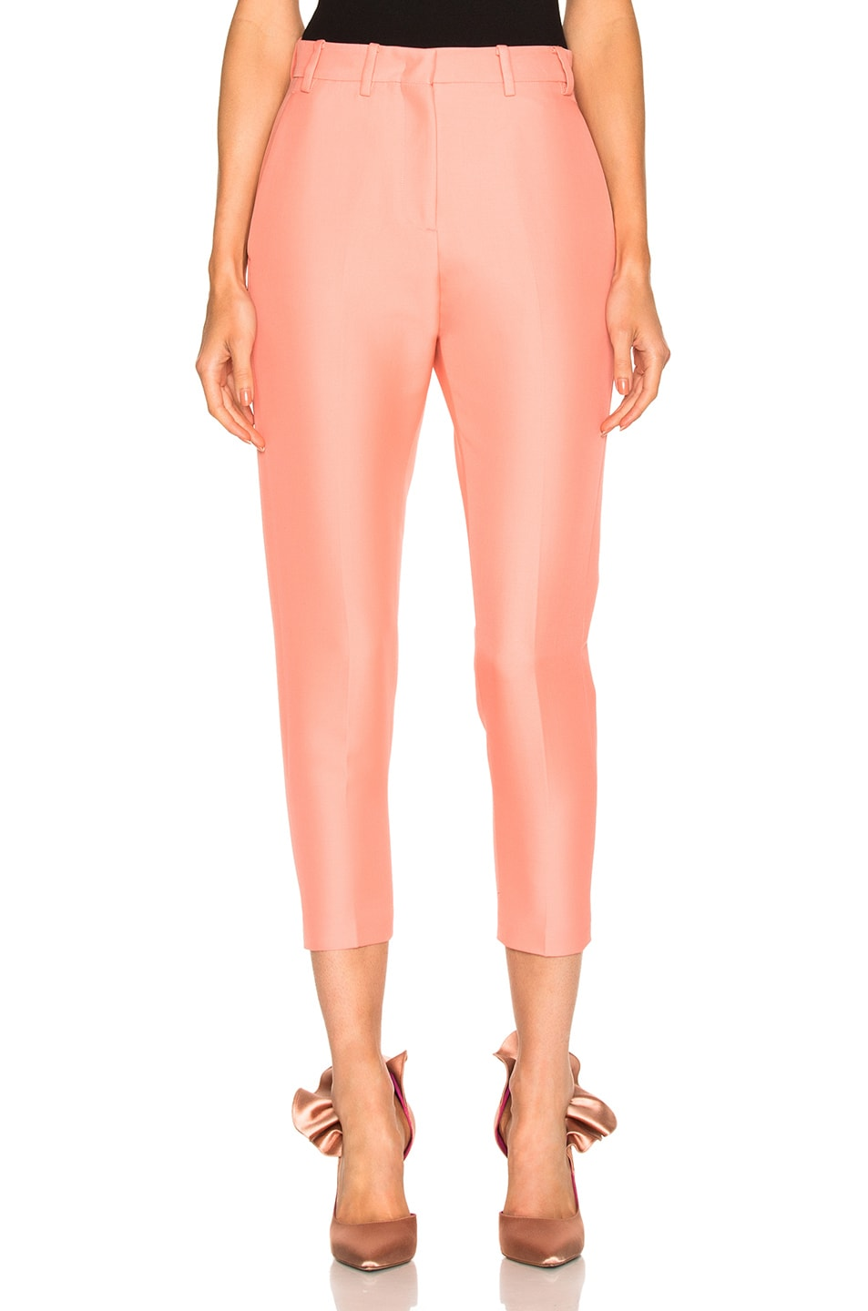 Image 1 of No. 21 Trouser Pant in Corallo