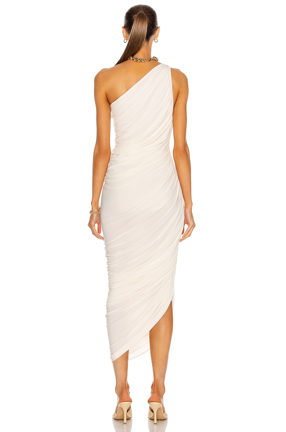Image 4 of Norma Kamali Diana Gown in Ivory