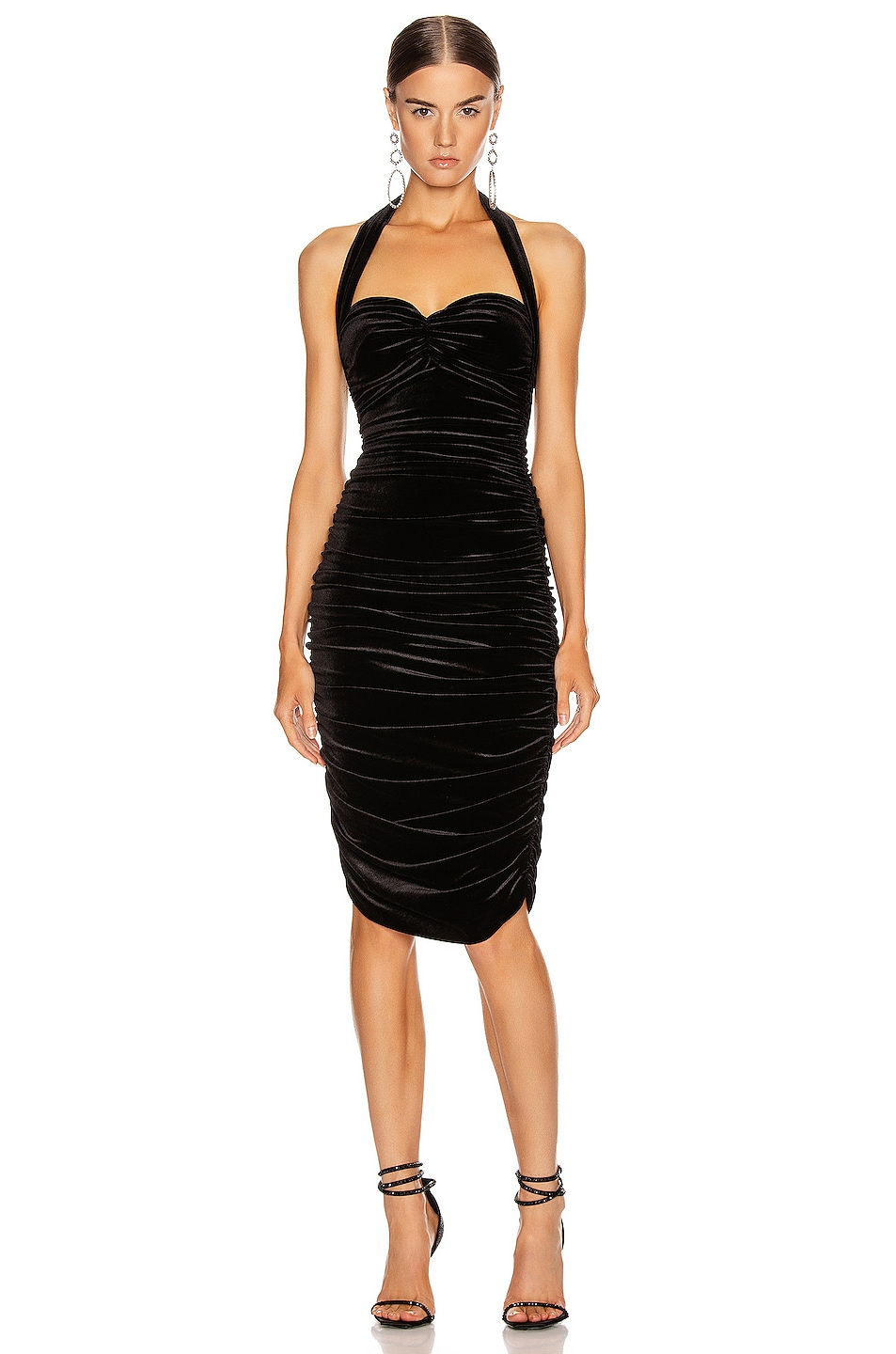 Image 1 of Norma Kamali Bill Dress in Black
