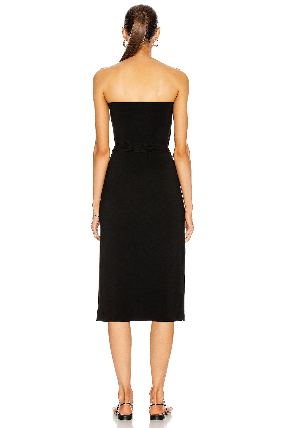 Image 5 of Norma Kamali All In One Dress in Black