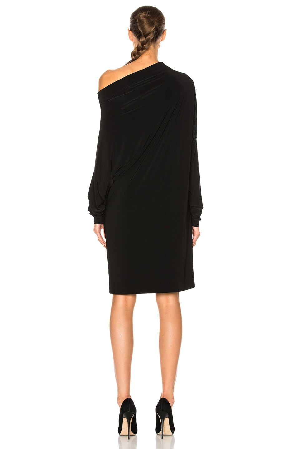 Image 7 of Norma Kamali All In One Dress in Black