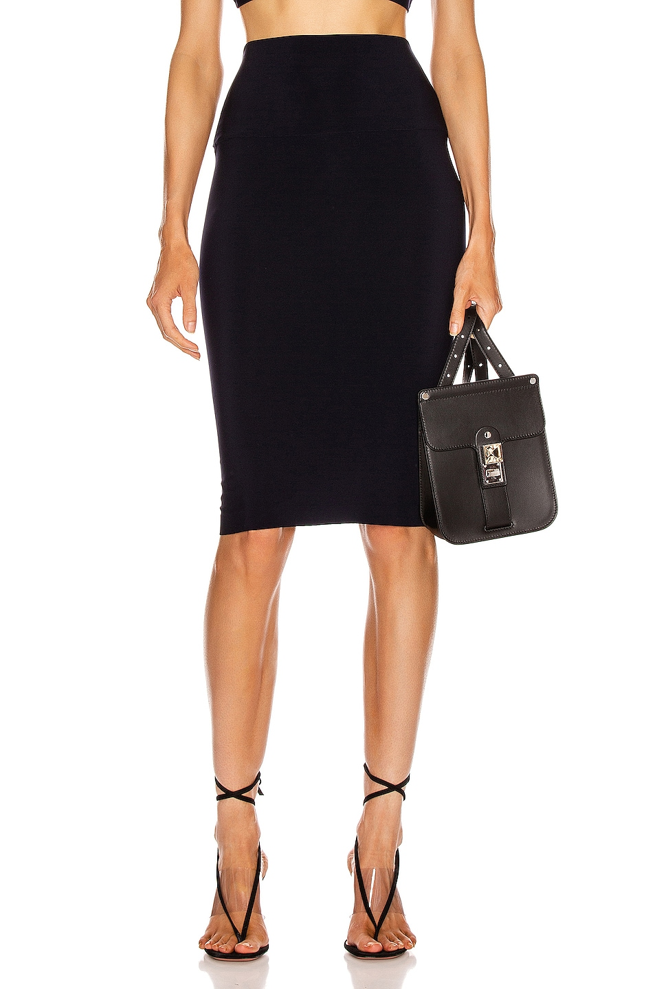 Image 1 of Norma Kamali Tube Skirt in Midnight