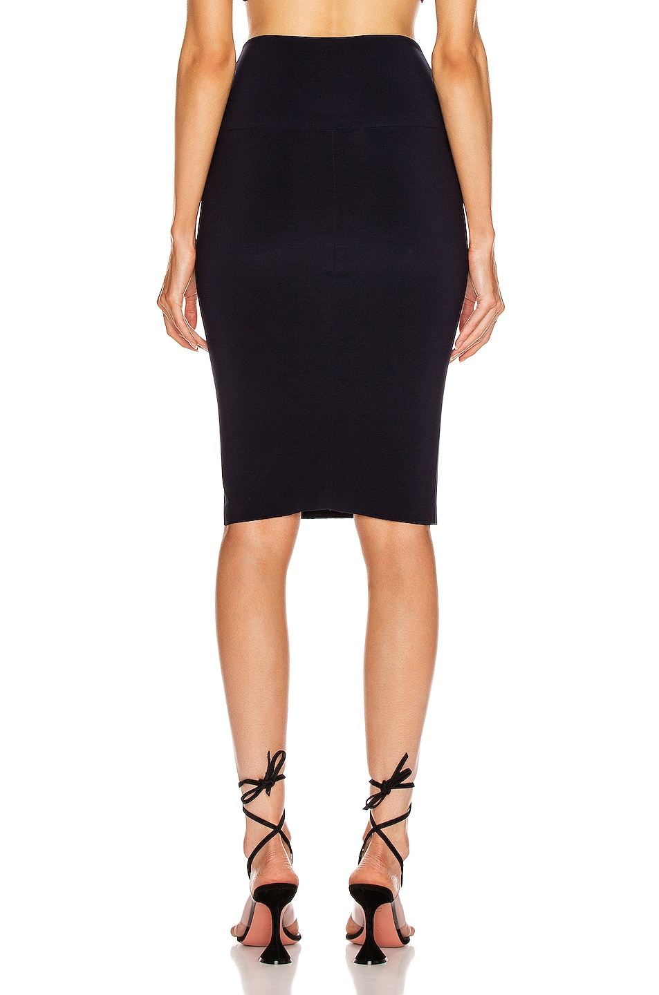 Image 3 of Norma Kamali Tube Skirt in Midnight
