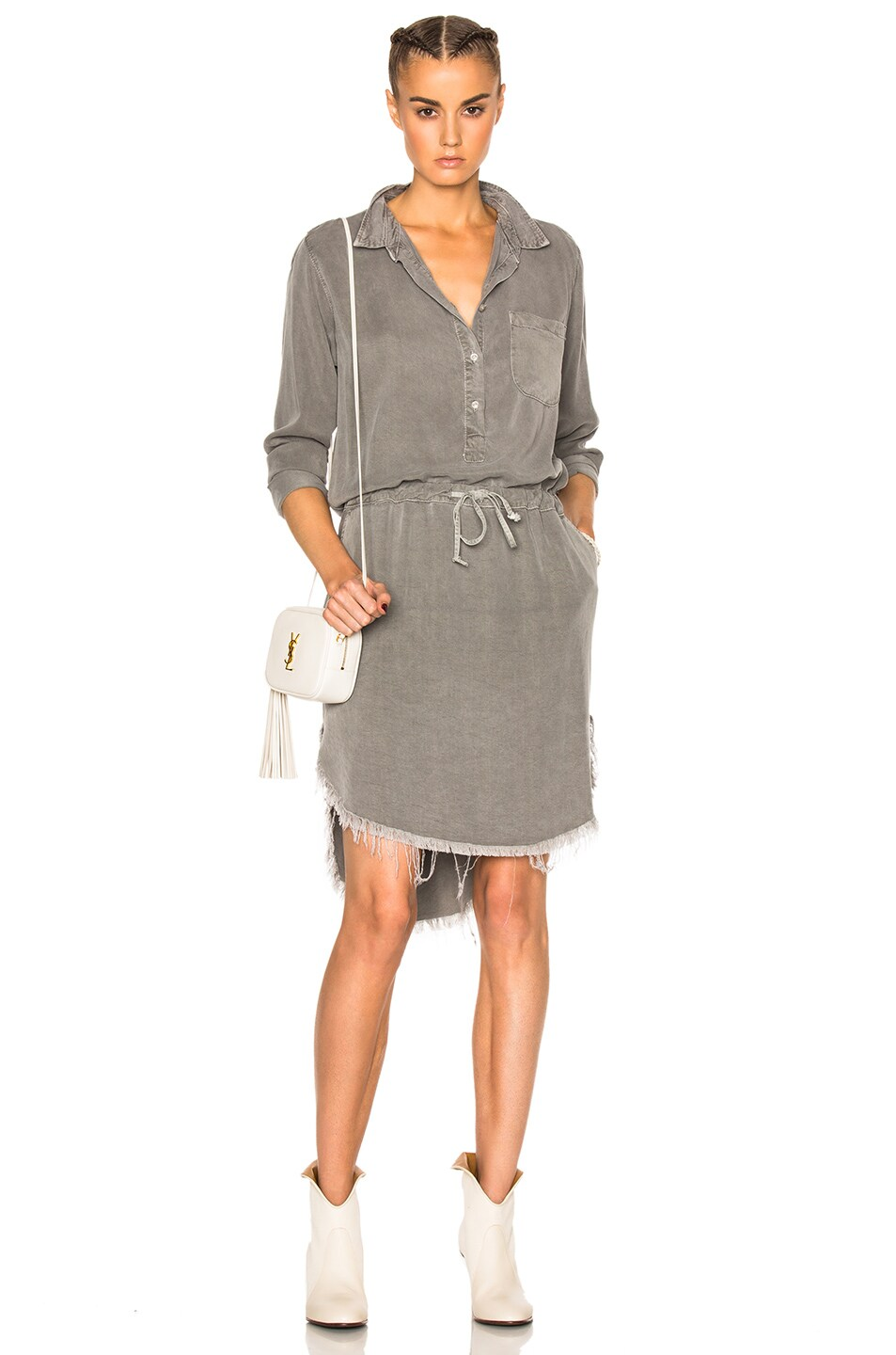 Image 1 of NSF Esther Dress in Pigment Range