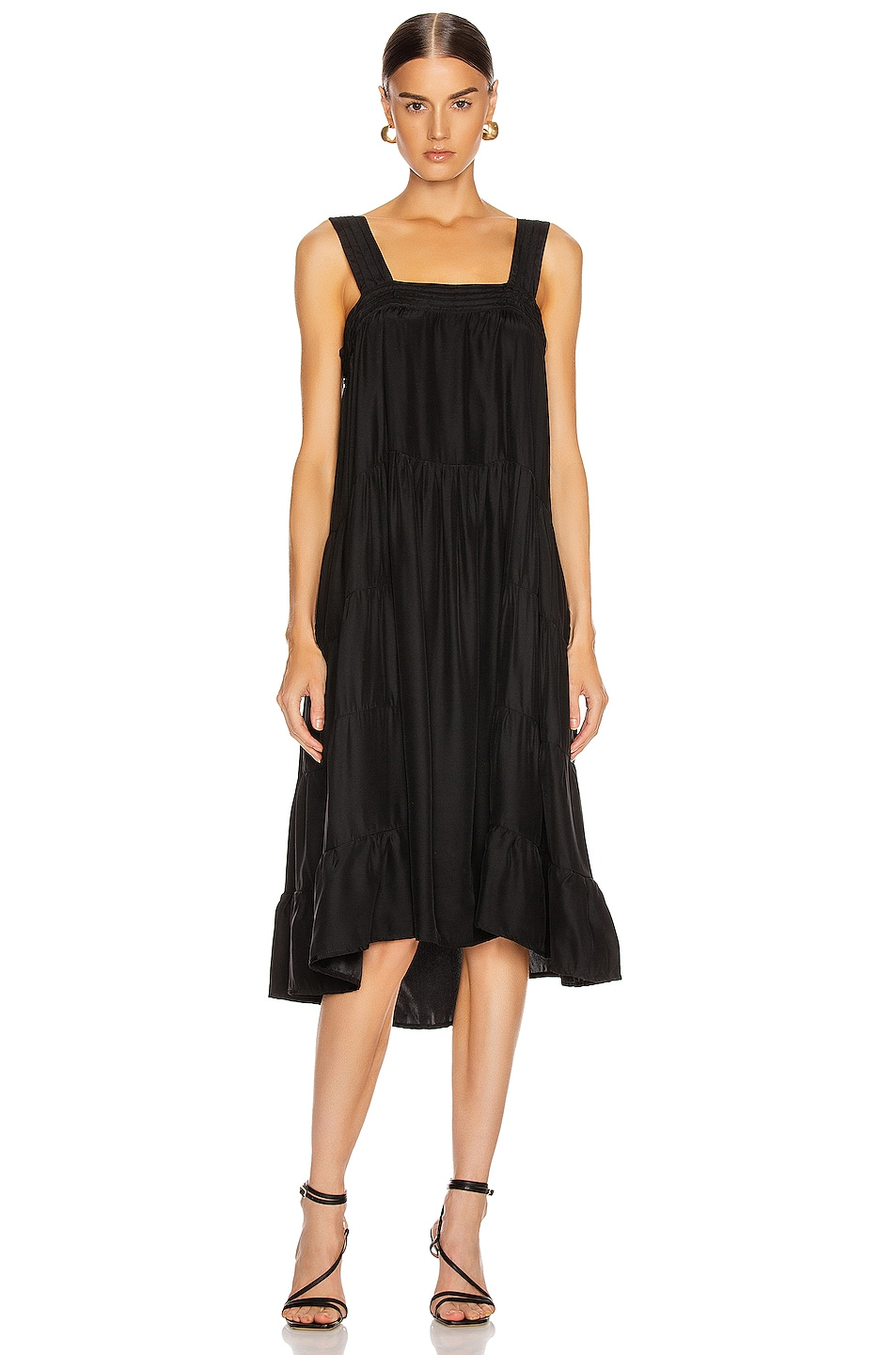 Image 1 of Natalie Martin Jasmine Dress in Black