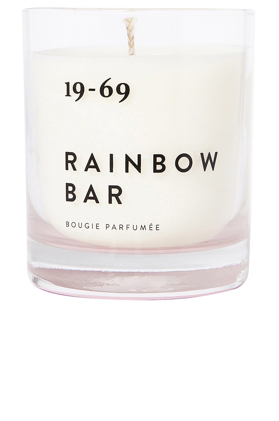 Image 1 of 19-69 Candle in Rainbow Bar
