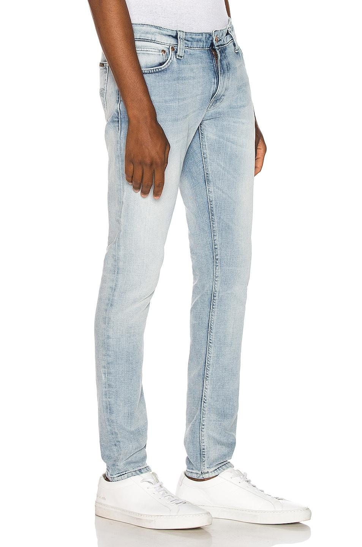 Image 2 of Nudie Jeans Skinny Lin in Indigo Mania
