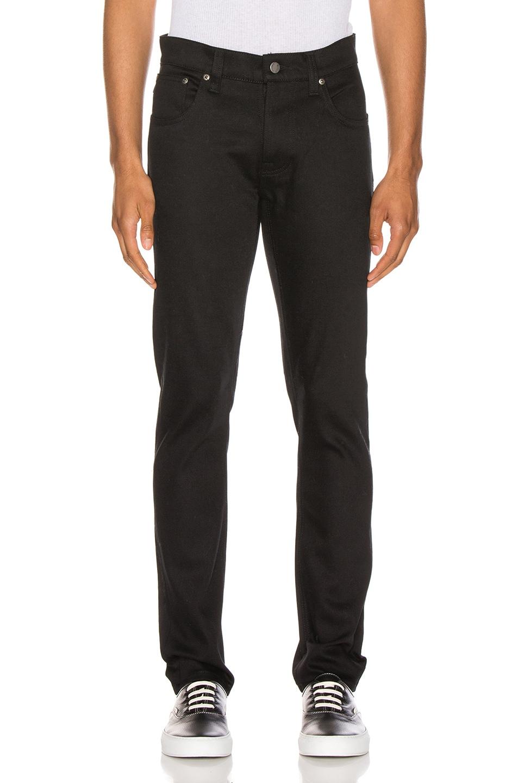Image 1 of Nudie Jeans Grim Tim in Ever Black
