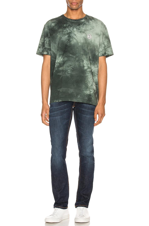 Image 4 of Nudie Jeans Grim Tim in Ventura Blue