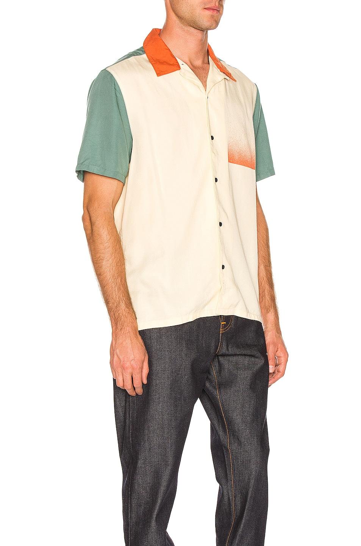 Image 2 of Nudie Jeans Jack Colors Shirt in Multi