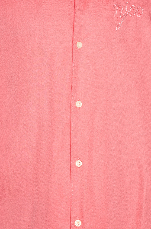 Image 5 of Nudie Jeans Vidar NJCO Shirt in Pink