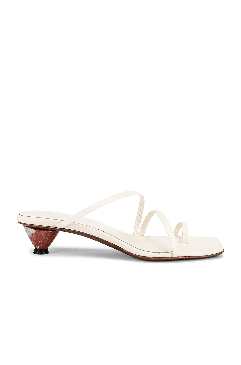 Image 1 of Neous Axis Sandal in Cream