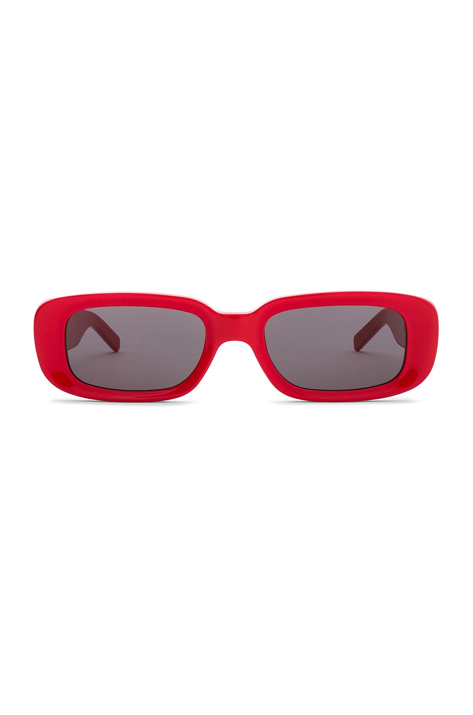 Image 1 of OFF-WHITE Sunglasses in Red