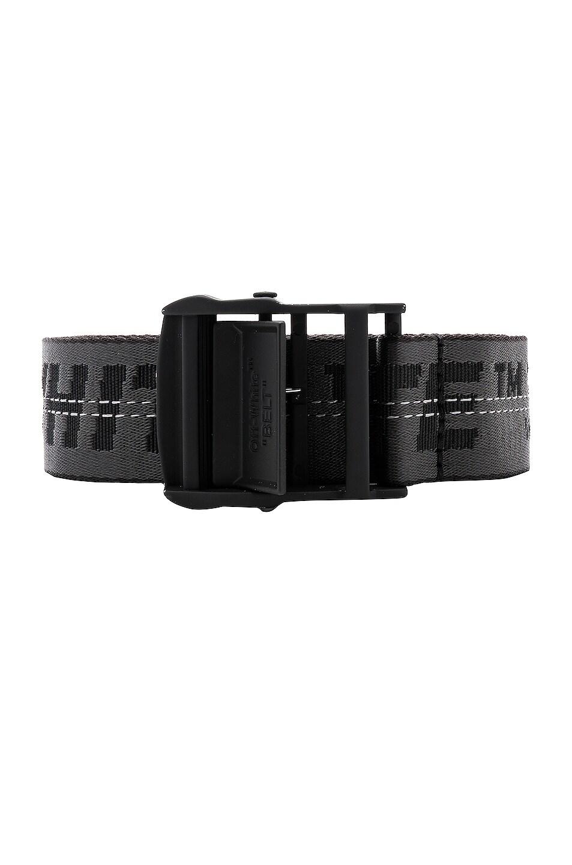 Image 1 of OFF-WHITE Industrial Belt in Black