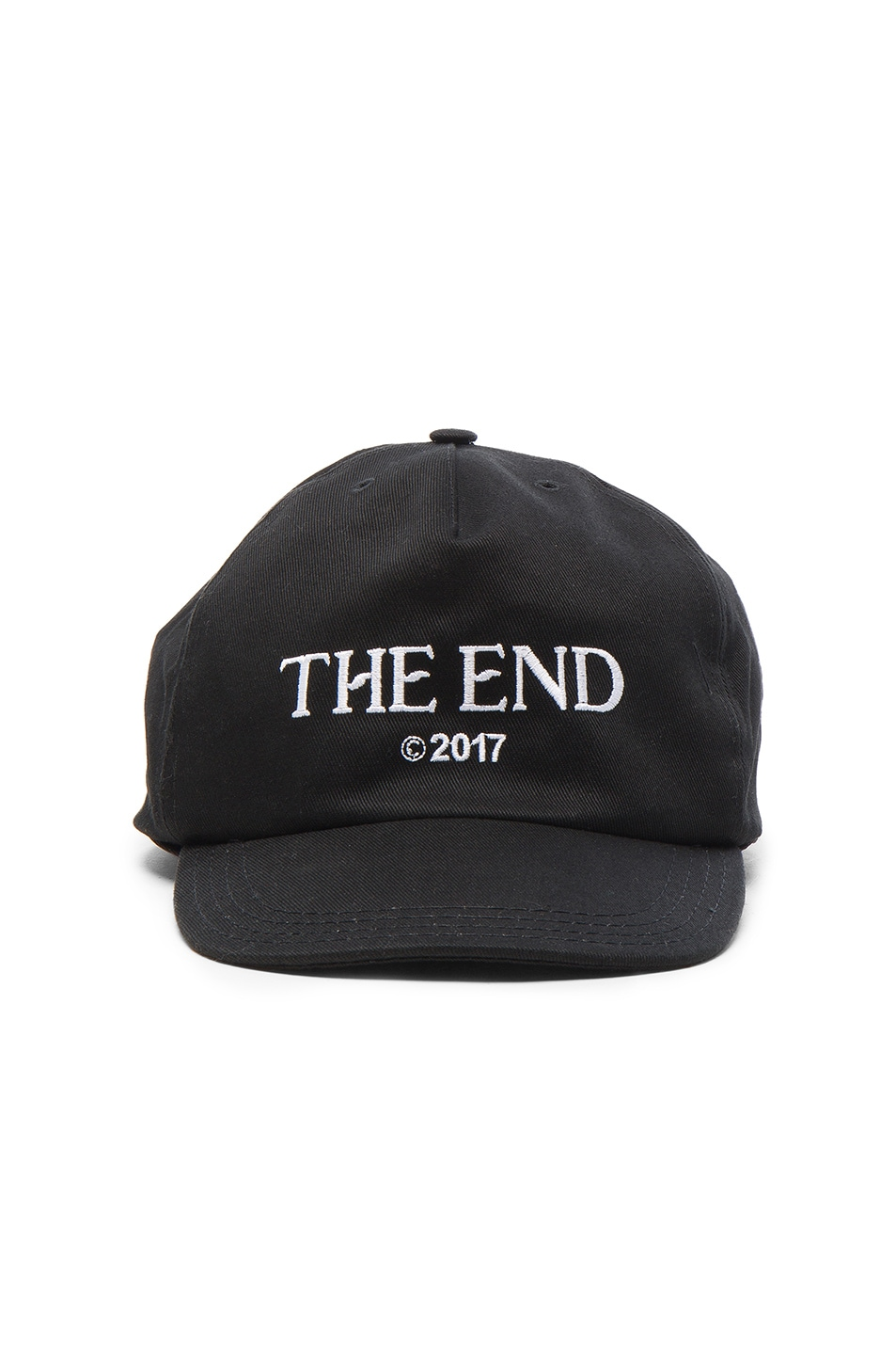Image 1 of OFF-WHITE The End Cap in Black & White