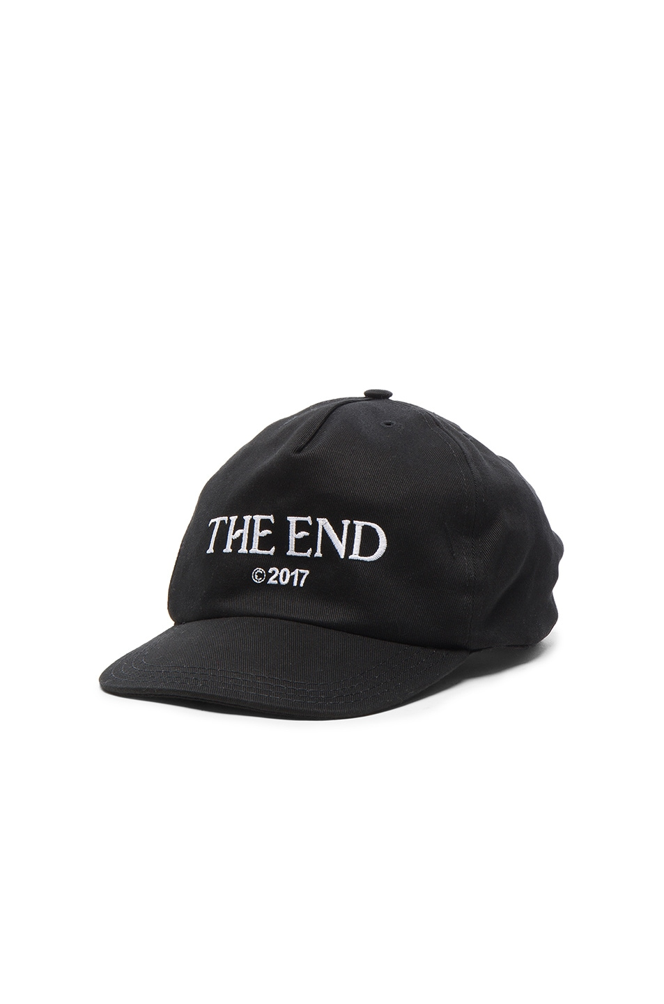 Image 2 of OFF-WHITE The End Cap in Black   White 838990652923