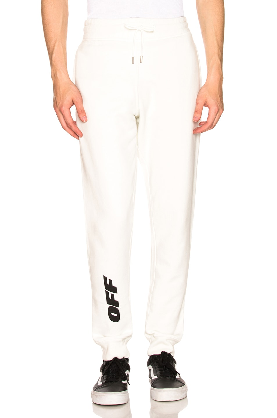 wing off sweatpants Off-white Free Shipping Discounts Sale Visit Cheap Sale Authentic Best Seller Online Best Sale For Sale DUolUdxgD