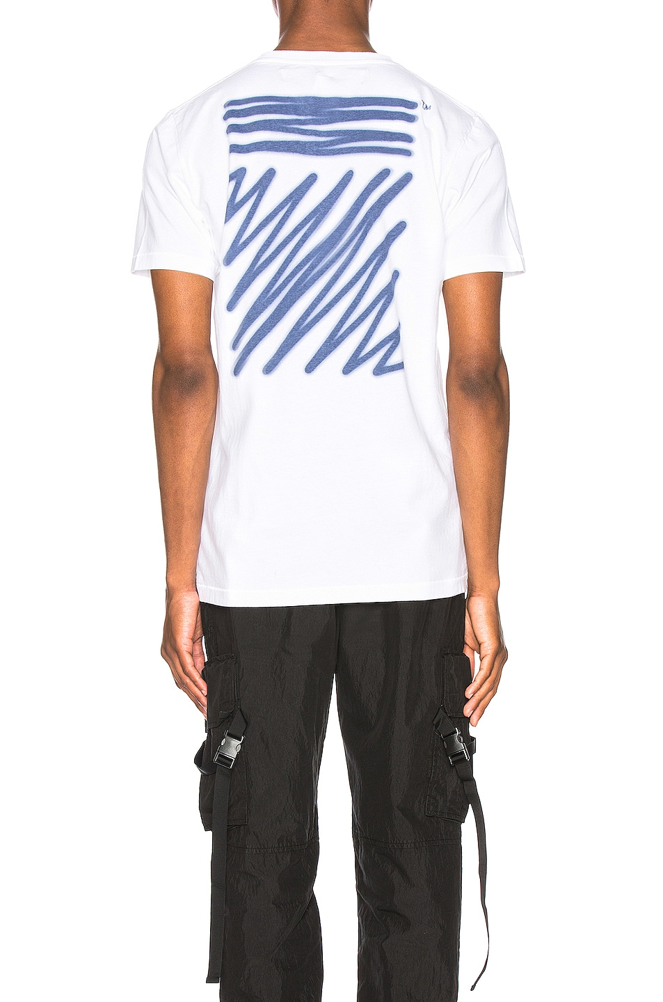 Image 4 of OFF-WHITE EXCLUSIVE Short Sleeve Tee in White