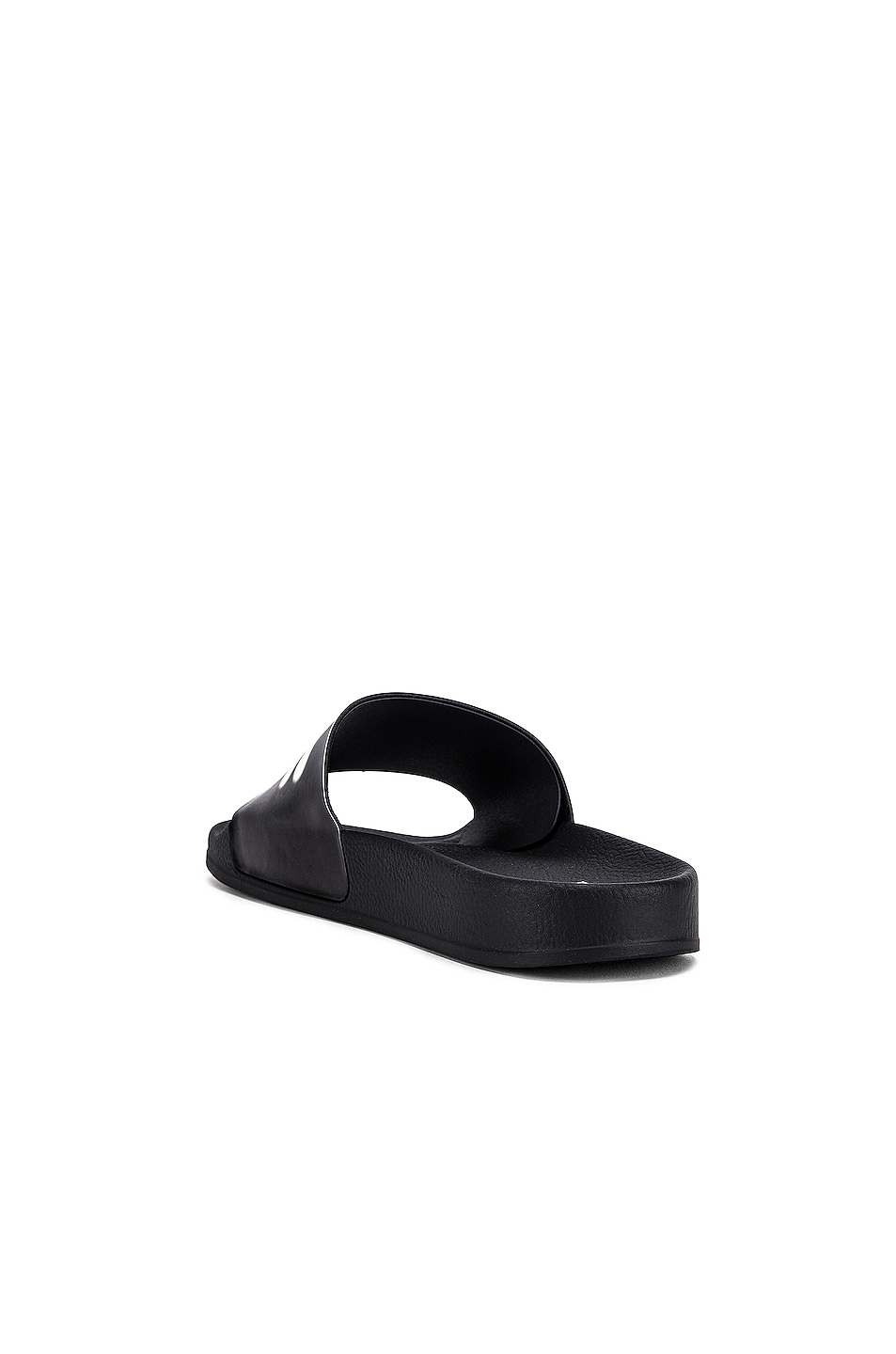 Image 3 of OFF-WHITE EXCLUSIVE Slides in Black